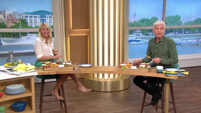 Holly and Phil added a new segment to This Morning