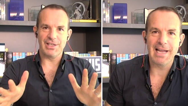 Martin Lewis has challenged This Morning viewers