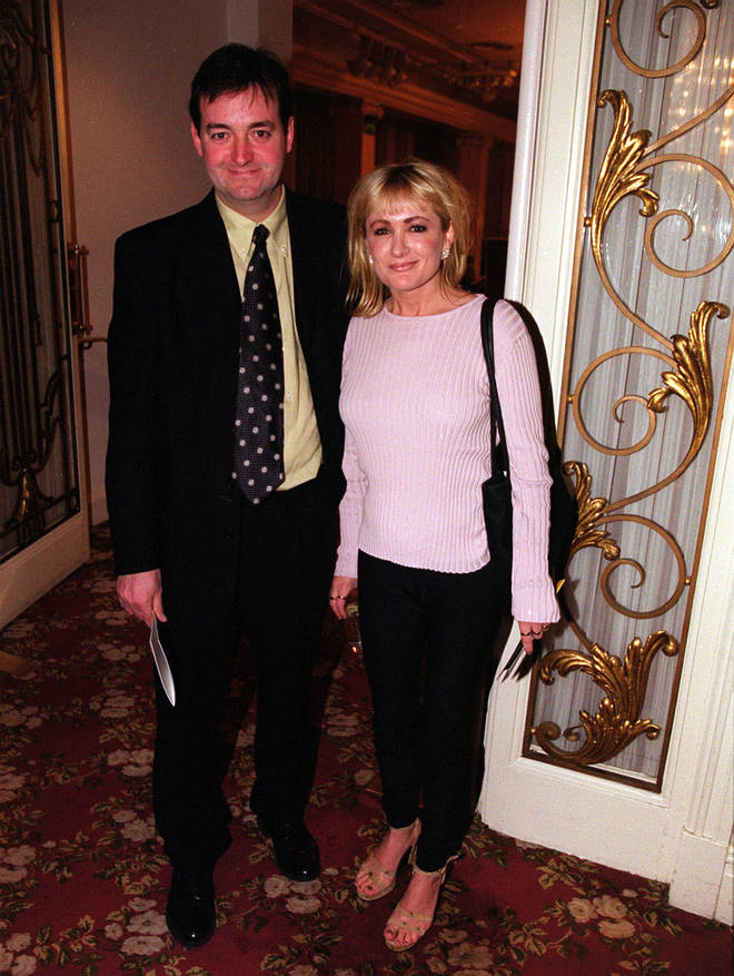Caroline Aherne and Craig Cash
