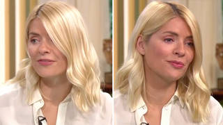 Holly Willoughby got emotional on This Morning