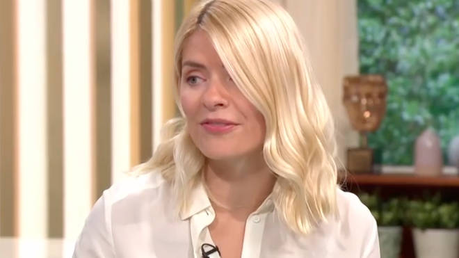 Holly Willoughby opened up about missing her parents