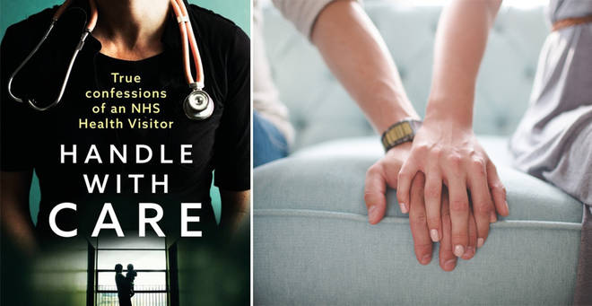 The story was detailed in new book Handle With Care