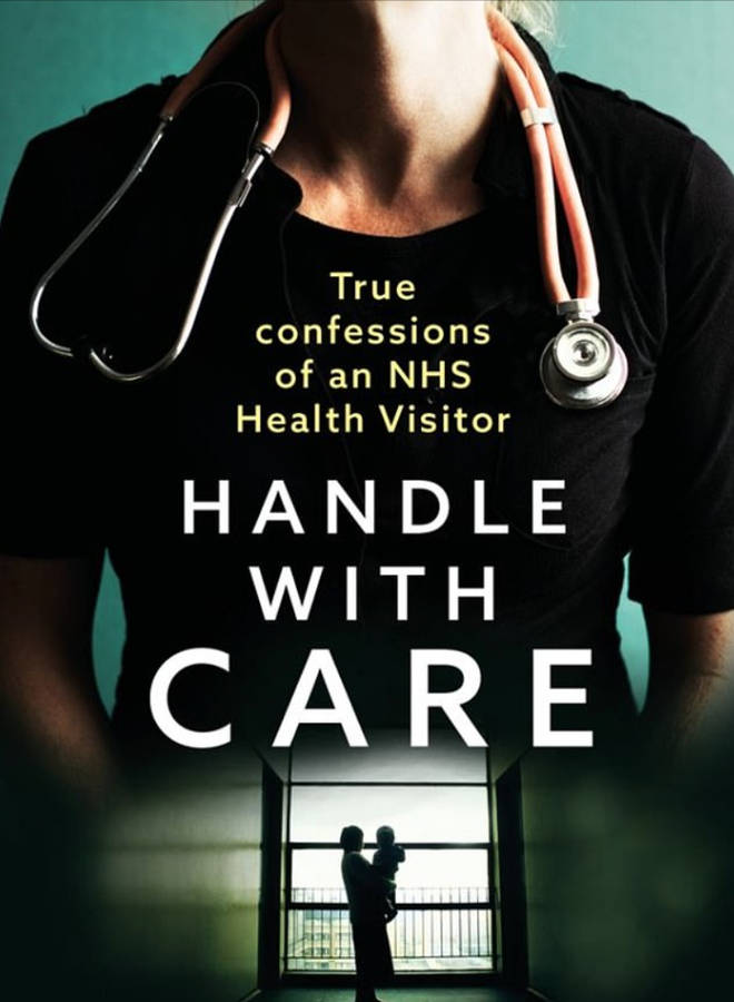 The book was written by health visitor Rachael Hearson