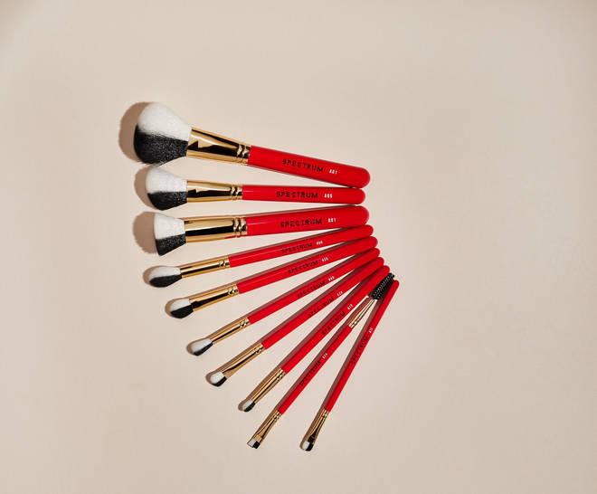 Cruella De Vil 10 Piece Brush Set Regular £49.99