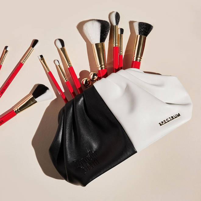 Cruella De Vil Makeup Clutch Bag, £29.99