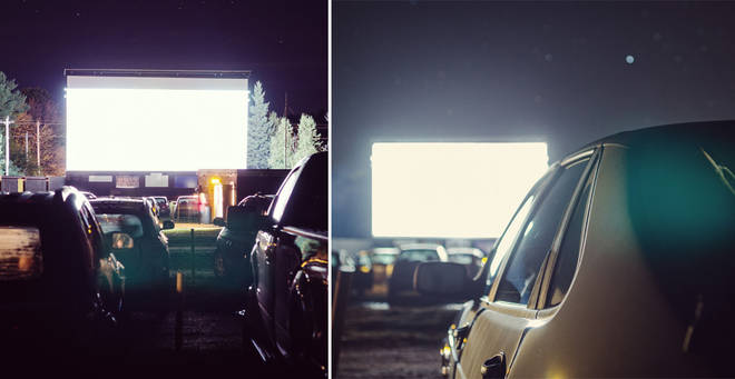 The drive-in cinema will tour the UK this summer (stock images)