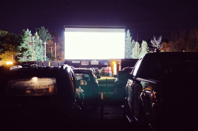 Adventure Drive-In will show classic films like the Lion King and Grease (stock image)