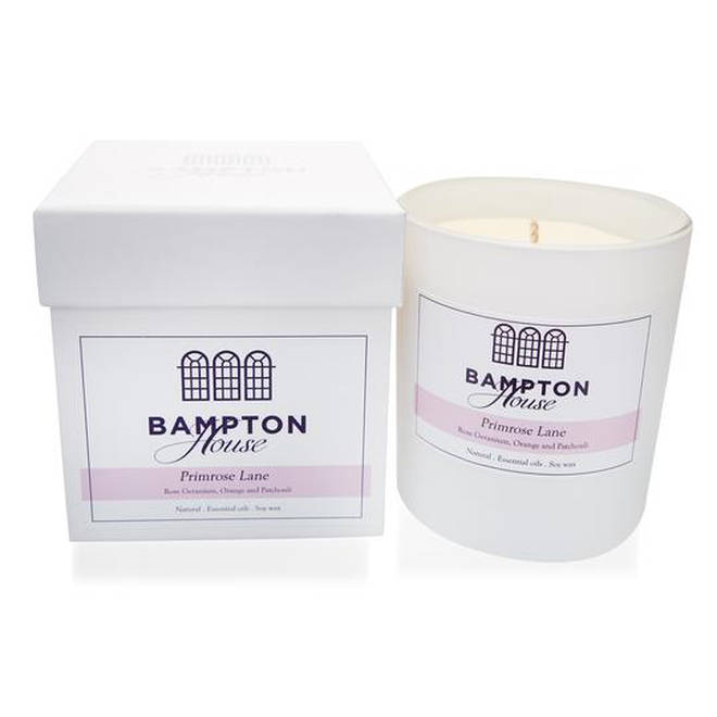 Bampton House Candle