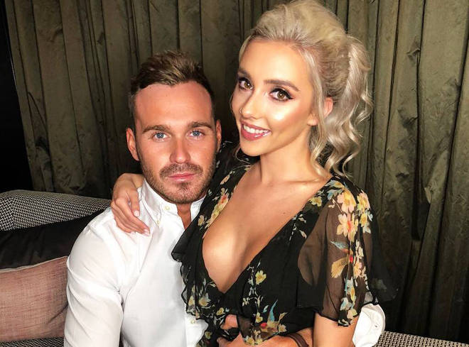 Eden and Erin broke up two months after Love island