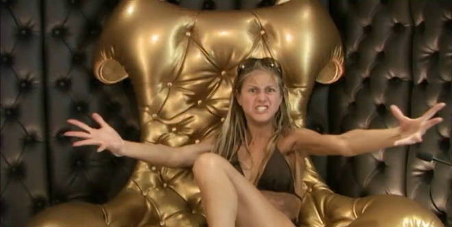 Nikki Grahame's 'Who Is She?' episode aired on Tuesday 16 June