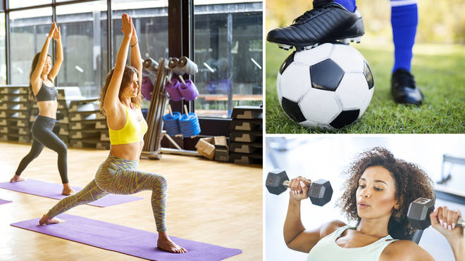 Reopening gyms and leisure centres is the next step for the Government