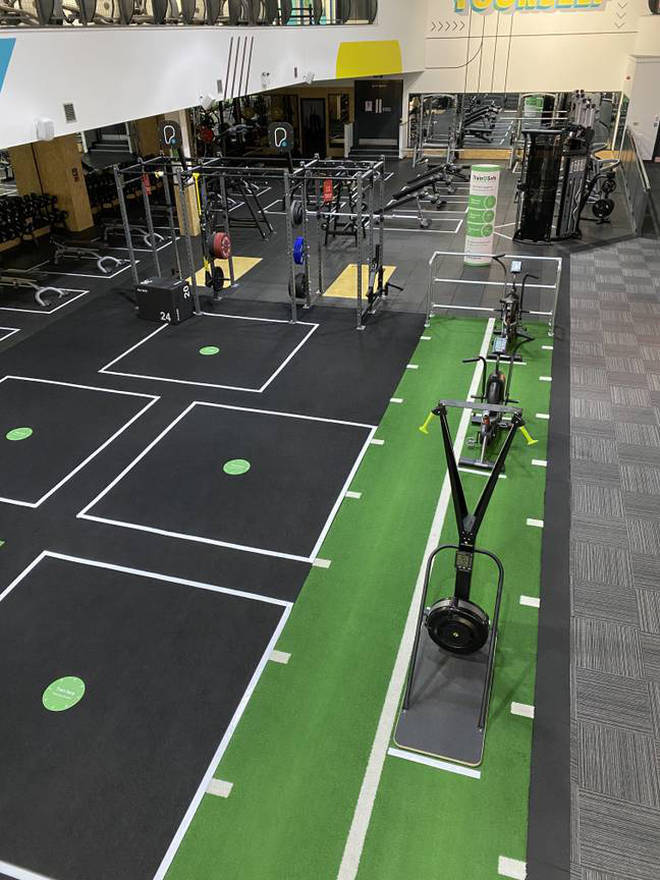 PureGym is among one of the chains getting ready to reopen