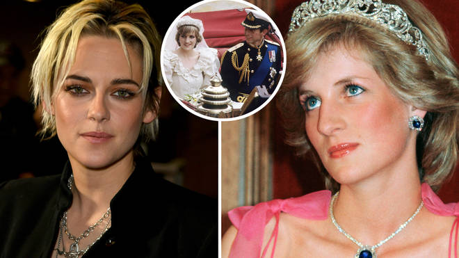 Kristen Stewart will play the late Princess Diana in the upcoming flick