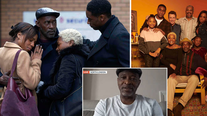 Sitting In Limbo in based on the Windrush scandal