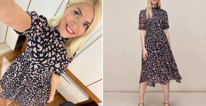 Holly Willoughby's outfit is from Whistles