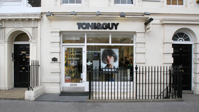 Toni & Guy will open next month