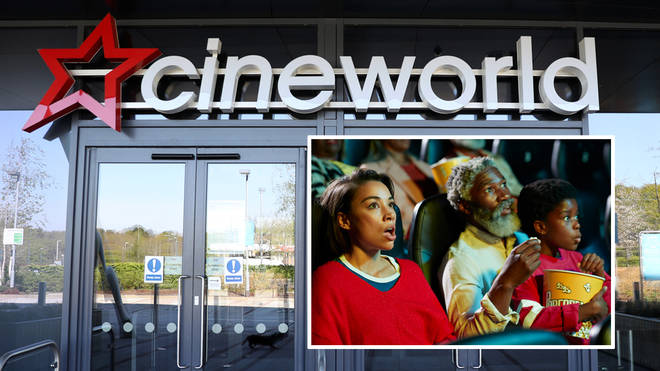 Cineworld are planning to reopen their doors on July 10