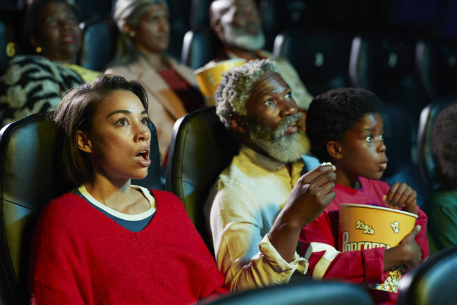 There will be new rules and regulations in place around the cinemas