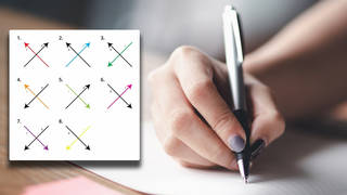 Find out what your 'X' has to say about you