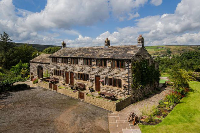 House in Huddersfield