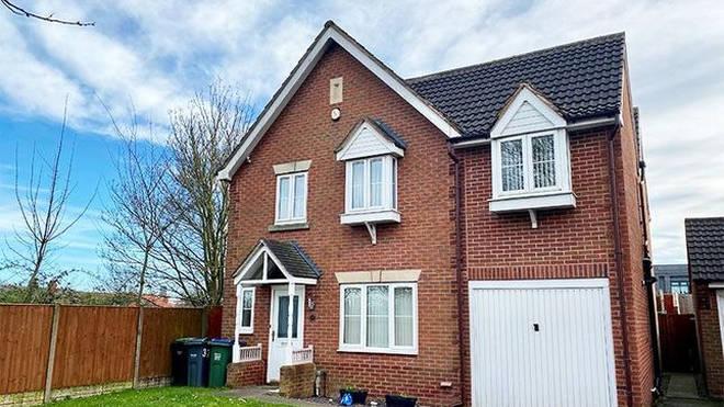 West Midlands home