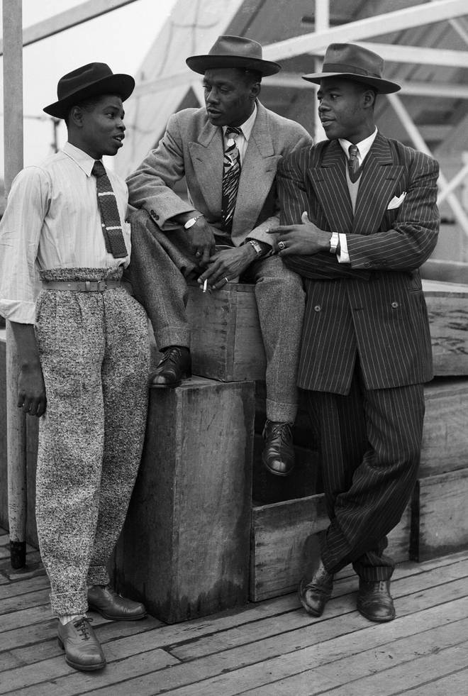The Windrush Generation were invited over to Britain to help rebuild it after the Second World War