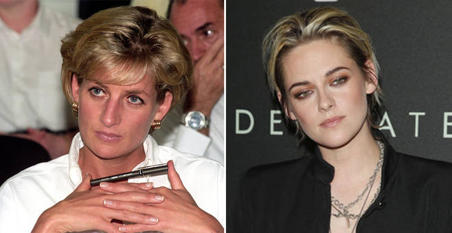 Kristen Stewart will play Princess Diana in a new film