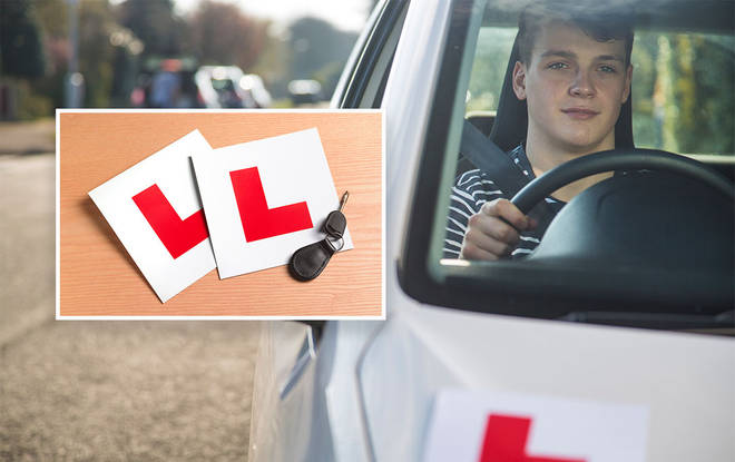 Young drivers will be able to get back to learning soon