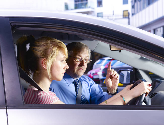 Driving lessons aren't likely to be the same as they were for a long time