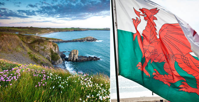 Wales is planning to reopen to tourists next month