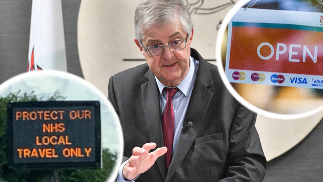 Wales' Lockdown Changes