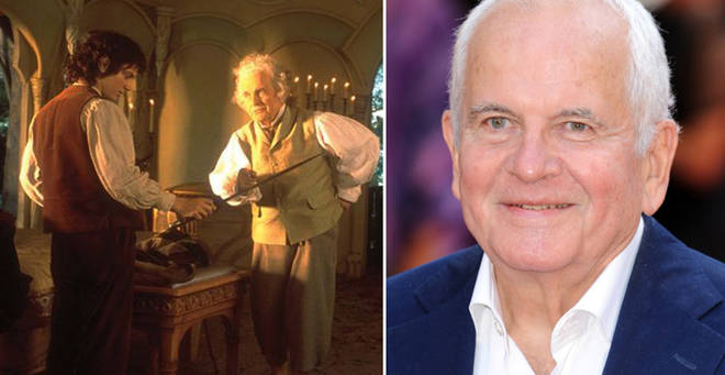 Ian Holm has passed away at the age of 88