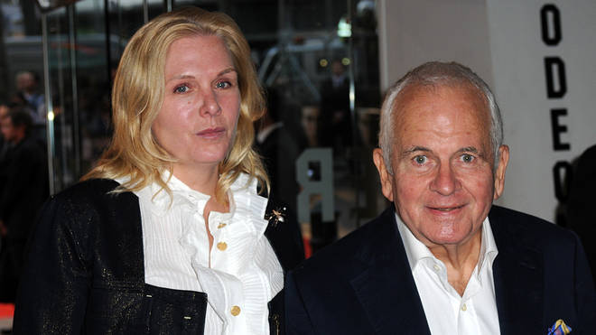 Ian with his wife Sophie