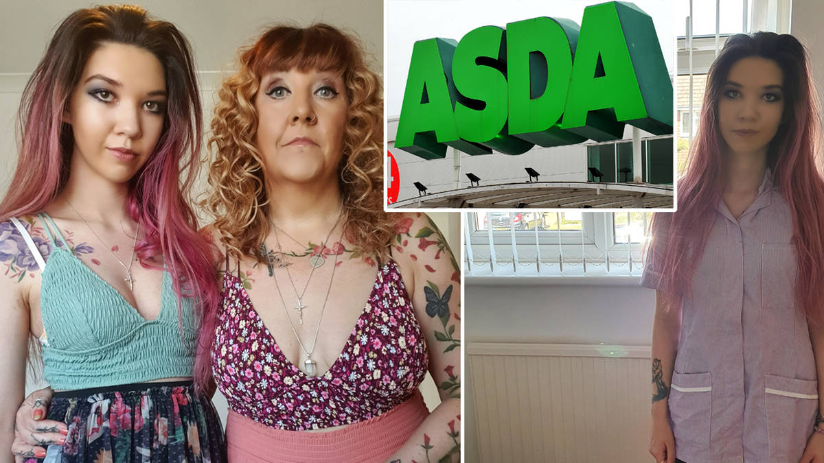 Mum And Daughter Were Asked To Leave The Supermarket For