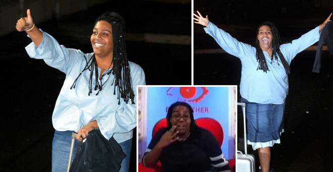 Alison Hammond appeared on Big Brother in 2002
