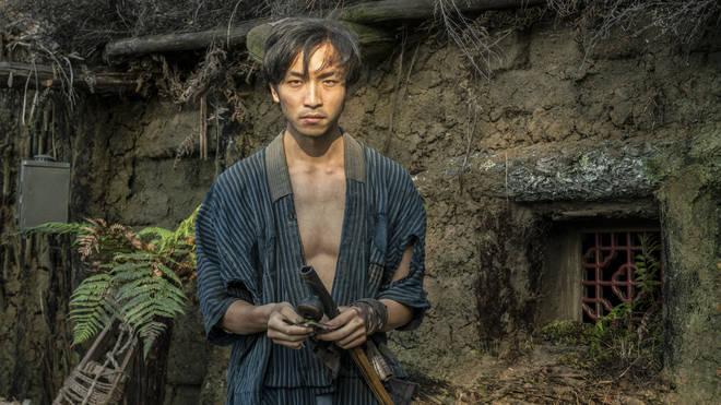 Yoson An as Sook Yongsheng in The Luminaries