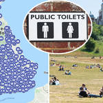 Lockdown Loo will help you find your closest public toilet