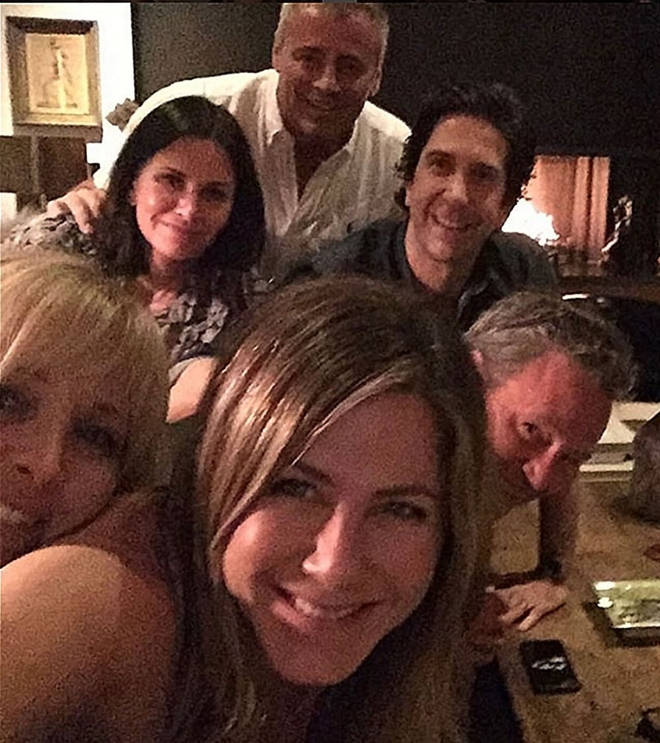 The cast will all be coming back together