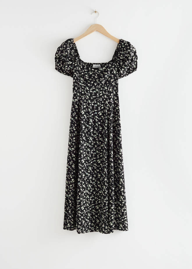 Holly Willoughby's dress is £85 from & Other Stories