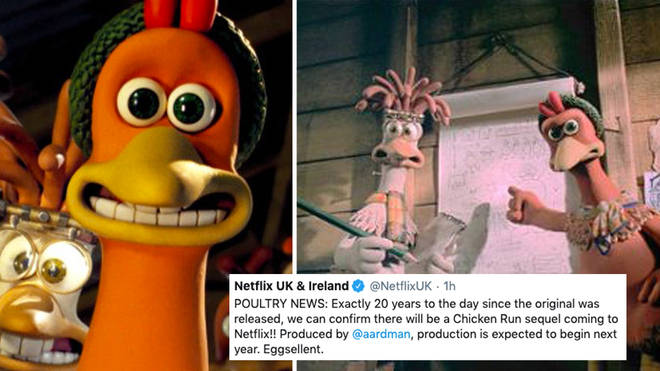 Chicken Run 2 is coming to Netflix