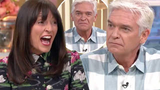 Phillip Schofield furious at American mum who makes 'British scrambled eggs' using sugar, whipped cream and a microwave