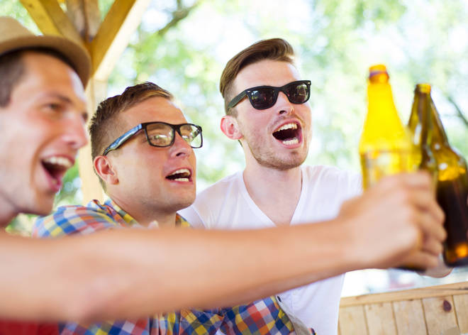 Pubs will be allowed to open on July 4 (stock image)