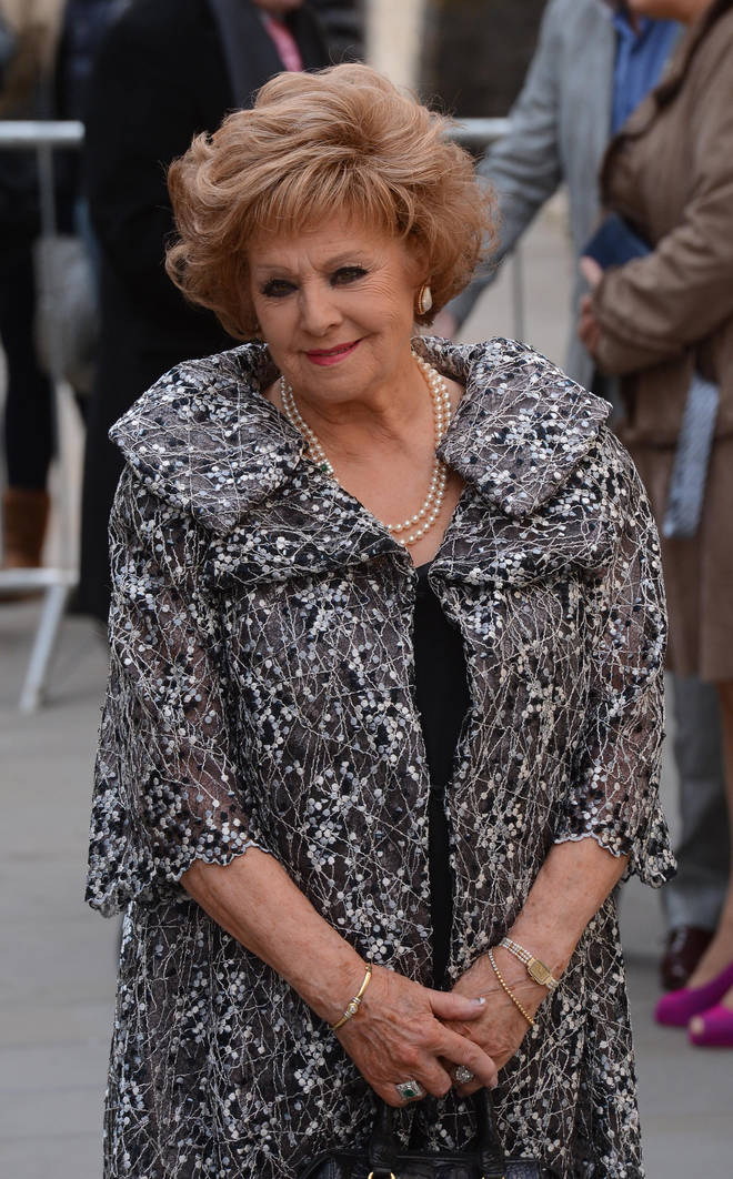 Barbara Knox has been a soap legend for decades