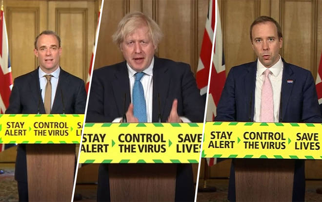 The conservatives lead the briefings