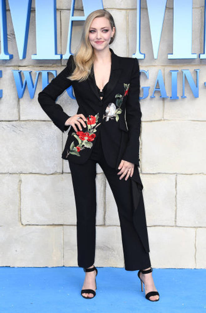 Amanda Seyfried previously said there weren't enough songs for a third film