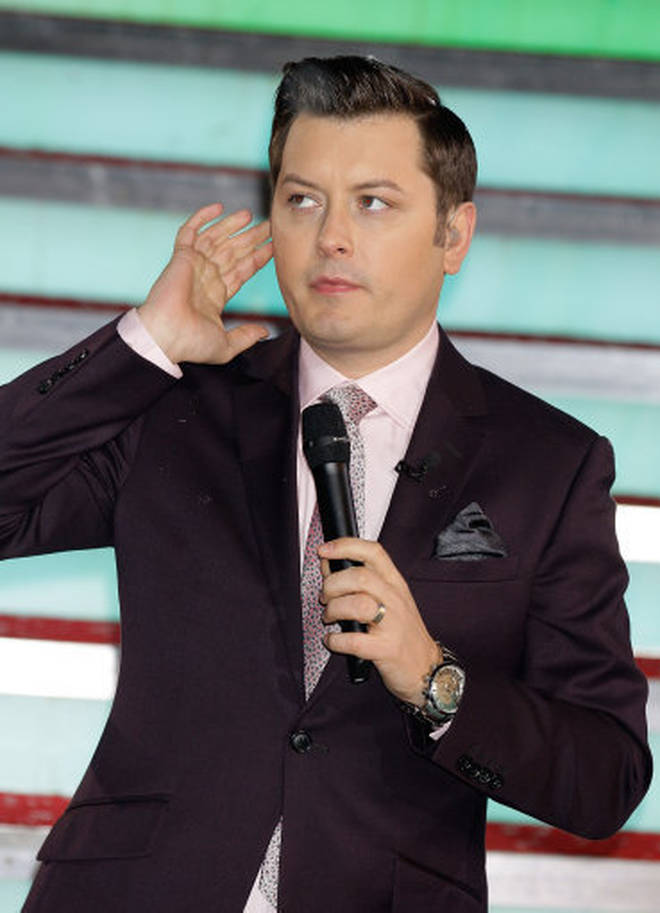 Brian Dowling presenting Big Brother for two years after its move to Channel 5