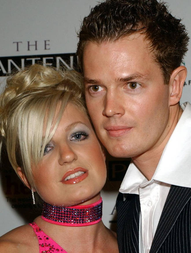 Paul and Helen were in a relationship after their time in Big Brother