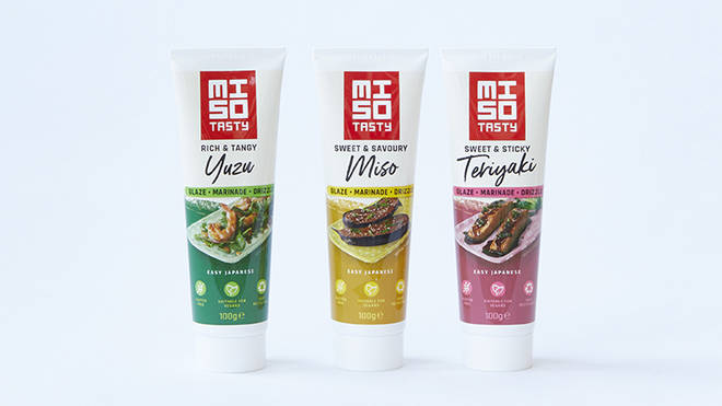 Miso Tasty cooking sauces