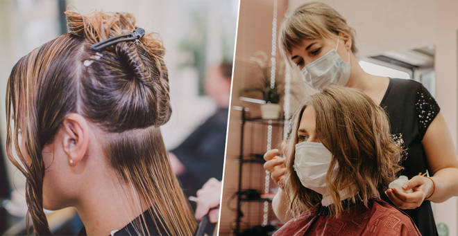Hairdressers are already booked up for weeks