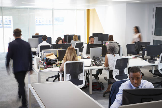 Studies have previously found a four-day working week makes people more productive